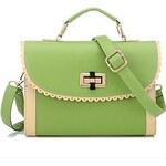 LightInTheBox Women's Fashion PU Crossbody Bag