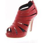 LightInTheBox Women's Dress Stiletto Heel Sandals with Zipper(More Colors)