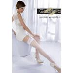 Punčochy samonosné Gabriella Wedding Princessa 05 Code 189, bílá
