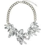 Topshop Petal Sparkle Stone Necklace
