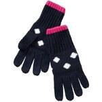 Gap Dot Gloves - Blue galaxy