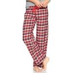 Gap Flannel Pants - Red plaid
