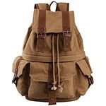 LightInTheBox Veevan Unisex's New Style Canvas SLR cameras Backpack