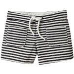 Gap Striped Patch Pocket Shorts - Navy