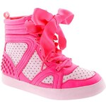 Gap Perforated Hi Top Sneakers - Knockout pink 162130tn
