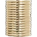 ASOS Pack of 15 Smooth Bangle Bracelets