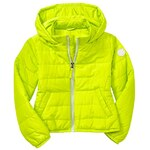 Gap Primaloft Warmest Puff Jacket - Lime punch