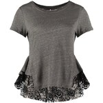 Free People TShirt basic tulip