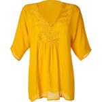 Steffen Schraut Sunflower Cotton/Silk Ipanema Luxury Tunic