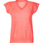 Closed Heather Madder Rose Knit Top