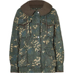 Marc by Marc Jacobs Forest Night Multi Camo Forks Parka