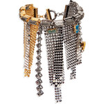 Vionnet Metal Mesh Bracelet in Multicolor