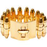 Emilio Pucci Gold-Tone Bullet Casing Cuff