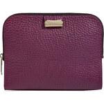 Burberry London Leather iPad Case in Damson Magenta