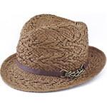 LightInTheBox Women's And Men's Beautiful Belt Metal Chain Decorative Straw Hat