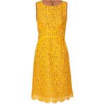 Michael Kors Sunflower Cotton-Blend Lace Dress