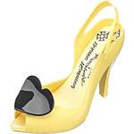 LightInTheBox Plastic Women's Kitten Heel Peep Toe Sandals Shoes(More Colors)
