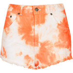 Topshop **Solstice Denim Shorts by The Ragged Priest