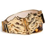 Balmain Belt in Gold/Black