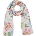 Intrigue Šátek s květinovým vzorem