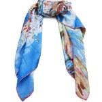 Intrigue Hedvábný šátek na krk, hedvábné šátky
