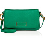 Marc by Marc Jacobs Leather Percy Crossbody Bag in Soccer Pitch Green