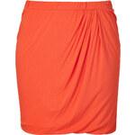 American Vintage Tomato Viscose Skirt