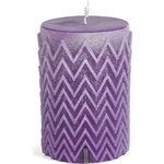 Missoni Home Chevron Cylinder Candle 20x13cm
