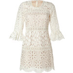 Anna Sui Nouvelle Dress in Cream
