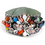 Shourouk Atari Glitter Bracelet in Jumble