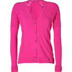 Marc by Marc Jacobs Cardigan in Pop Pink