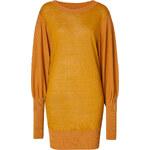 Sonia by Sonia Rykiel Wool Dress in Gold