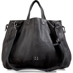Jérôme Dreyfuss Leather Tote in Black