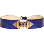 Emilio Pucci Purple Embellished Belt