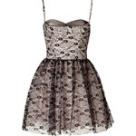RED Valentino Lace Tulle Dress