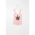 """Tally Weijl Pink Knitted """"Hash"""" Top"""