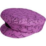 LWren Scott Mauve Signature Printed Hat