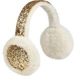 UGG Australia Alloway Glitter Earmuff in Champ