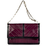 Hoss Intropia Barolo Leather Clutch