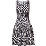 Issa Zebra Knit Dress