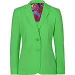 Etro Apple Green Stretch Cotton Jacket