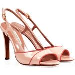 LAutre Chose Patent Leather Sandals