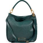 Marc by Marc Jacobs Leather Hobo in Teal Goblet