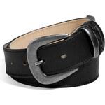McQ Alexander McQueen Leather Belt in Black