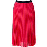 Paul Smith Black Pink Pleated Skirt