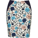 Topshop **Rose Imogen Bodycon Skirt by Annie Greenabelle