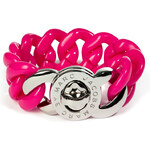 Marc by Marc Jacobs Small Candy Turnlock Bracelet in Pop Pink