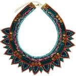 ASOS Festival Triangle Bib Necklace - Multi