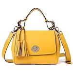 LightInTheBox Women's Sweet Split Leather Crossbody Satchel Totes/Shoulder Bag Handbag