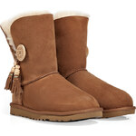 UGG Australia Chestnut Bailey Charms Boots
